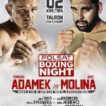 Gala Polsat Boxing Night 5 (Tomasz Adamek vs Eric Molina) (02.04.2016)
