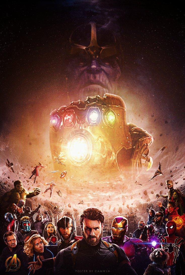 Avengers Wojna Bez Granic Cały Film Online Cda Hd Zalukaj