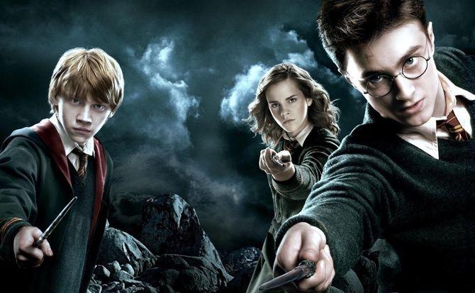 Harry Potter, czyli postać, która dojrzewa wraz z widzem!