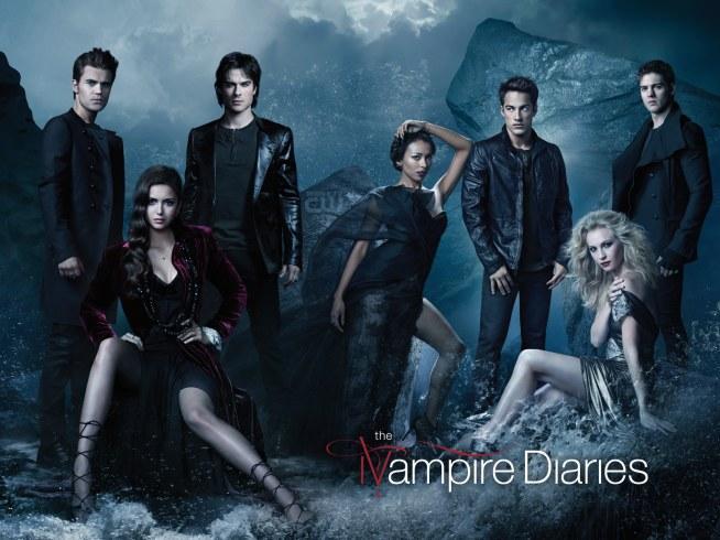 Pamiętniki – ale czy tylko wampirów?