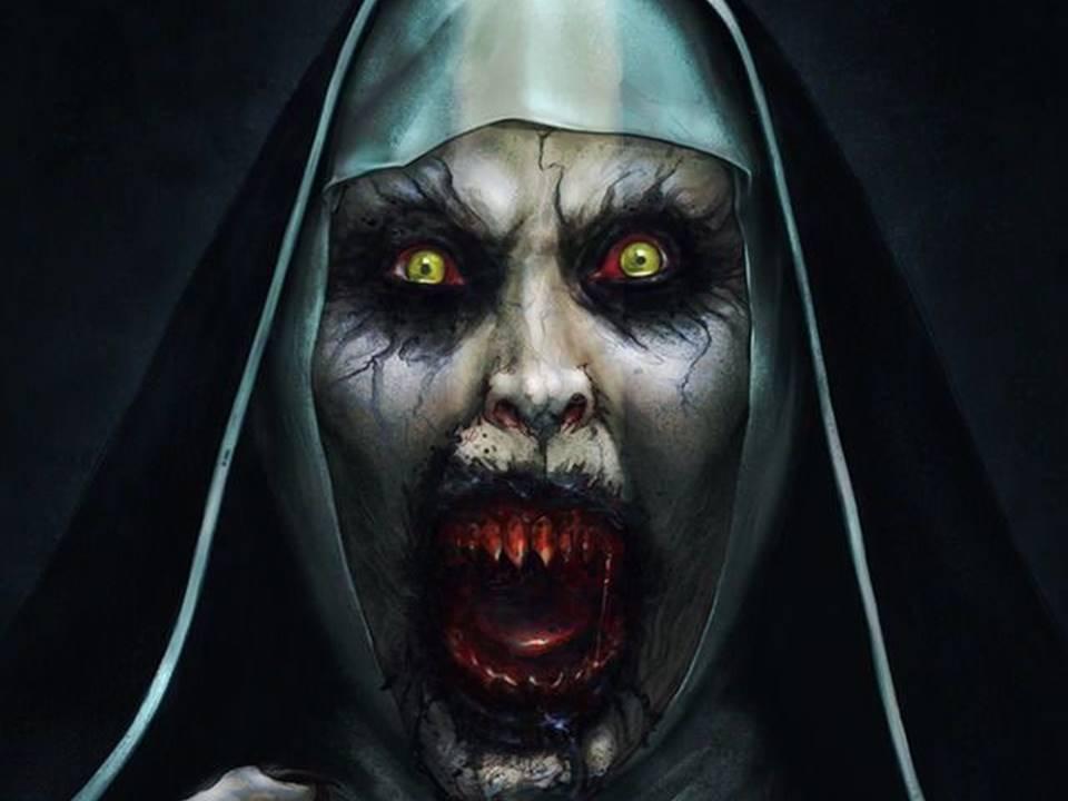 Zakonnica – wątek religijny w horrorze