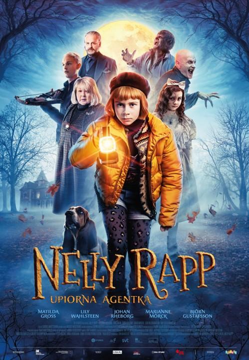 Nelly Rapp – Upiorna agentka
