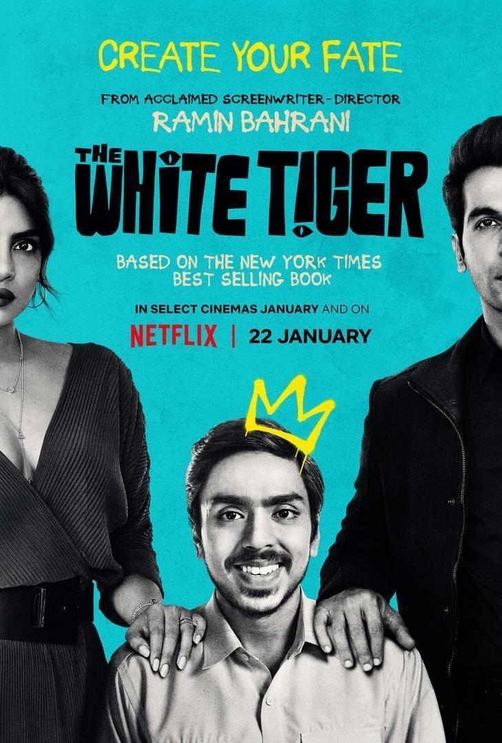 Biały tygrys (2021)