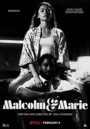 Malcolm i Marie (2021)