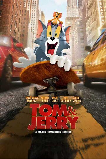Tom i Jerry (2021)